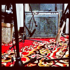 Recording Studio Melbourne