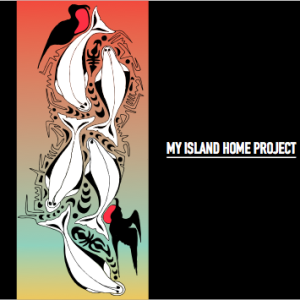 My Island Home CD cover
